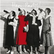 Humorous Hen Party Invitation Cards - Pack of 10